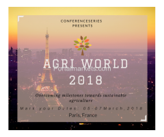 11th World Congress on Agriculture & Horticulture