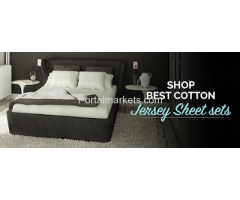 Buy Soft Jersey Sheet sets in Florida