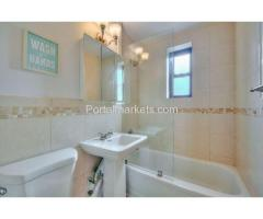 Two bedrooms/ one bath available now
