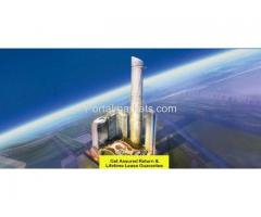 Buy Affordable office Space in Supertech Astralis