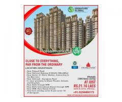 Signature Global The Millennia 2BHK Affordable Housing Projects Gurgaon
