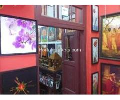 PICTURE FRAMING AND ART GALLERY