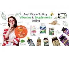 Best Place To Buy Vitamins, Supplements, Nutritions, Beauty Product Online in US