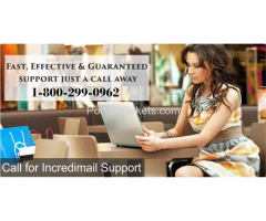 Call On 1-800-299-0962 For Incredimail Technical Support Fixes Account Problems