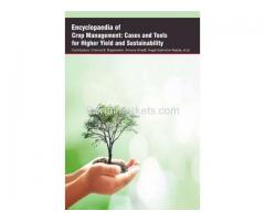 Encyclopaedia of Crop Management: Cases and Tools for Higher Yield and Sustainability (3 Volumes)