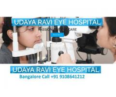 Contact Lens Specialist in Bangalore Call +91 9108641212, 08028611519  www.ureyehospital.com