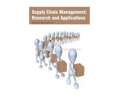Supply Chain Management: Research and Applications