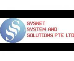Sysnet software Technical solution