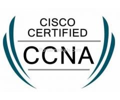 100% Guaranteed Pass Cisco CCNA Certification in New York, Virginia, Washington DC in 3days