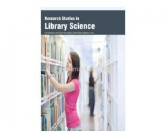 Research Studies in Library Science