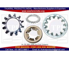 Flat Washers manufactuers in India Punjab