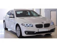 2015 BMW 5 Series 520d Luxury Line for sale