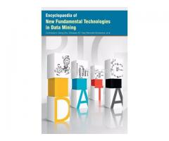 Encyclopaedia of New Fundamental Technologies in Data Mining (3 Volumes)