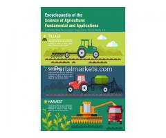 Encyclopaedia of the Science of Agriculture: Fundamental and Applications (3 Volumes)