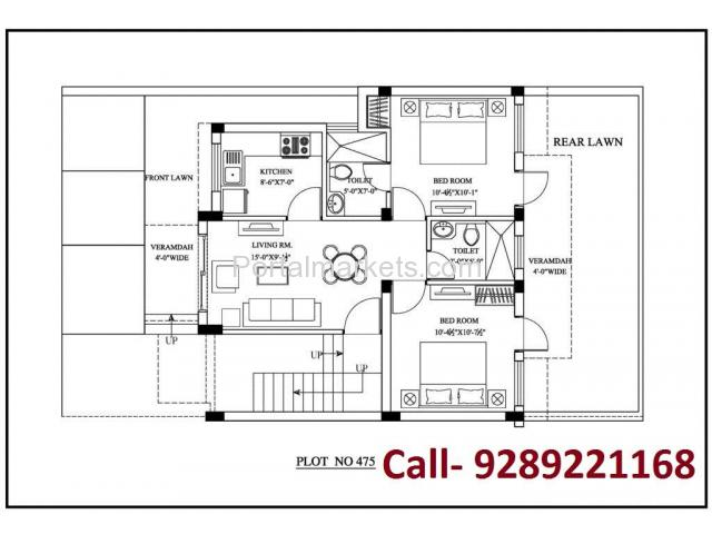 Orchid Island Ready to move Apartments Sector 51 Gurgaon - 2/3