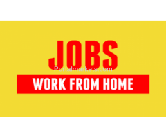 Work from Home and Earn Rs 500 Daily