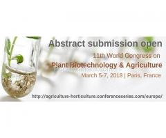 International Agriculture Conferences