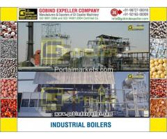 Industrial Boilers Manufacturers Exporters in India Punjab
