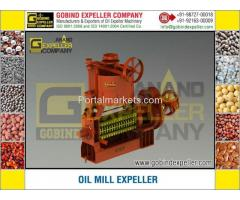 Oil Mill Machinery Manufacturers Exporters in India Punjab