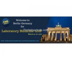 13th International Conference on Laboratory Medicine and Pathology 2018 | Berlin,Germany.