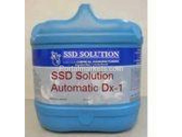 SSD Super Automatic Solution and Activation Powder - 1/1