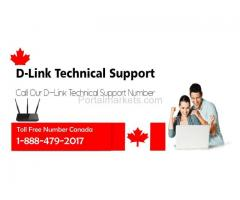 D-Link Router Support Canada