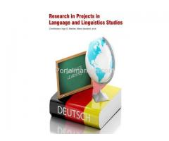 Research in Projects in Language and Linguistics Studies