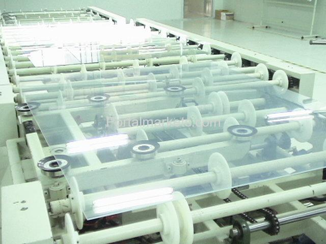 Complete manufacturing line for CIGS solar cell (Turn-Key Project) - 1/4