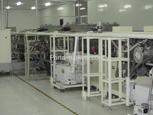 Complete manufacturing line for CIGS solar cell (Turn-Key Project) - 3/4