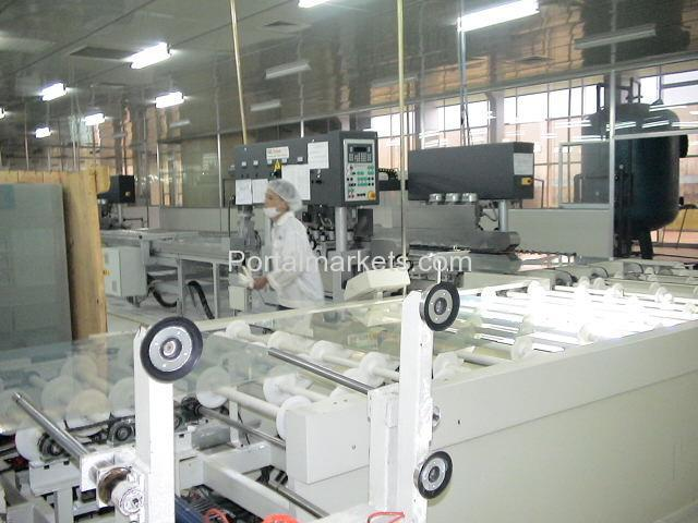 Complete manufacturing line for CIGS solar cell (Turn-Key Project) - 4/4