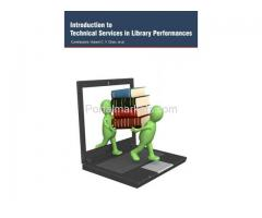Introduction to Technical Services in Library Performances
