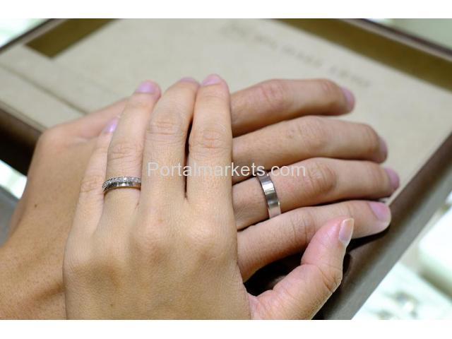 Diamond Engagement Rings for Couples - 1/3