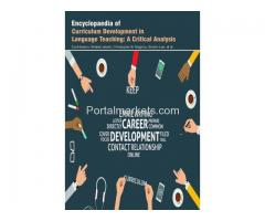 Encyclopaedia of Curriculum Development in Language Teaching: A Critical Analysis (3 Volumes)