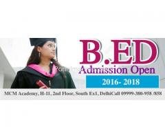 B.Ed Course Admission Non Attending Mode 2017 Apply