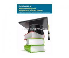 Encyclopaedia of Innovative Redesign and Reorganization of Library Services (3 Volumes)