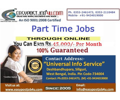 Genuine Online Data Entry Jobs.