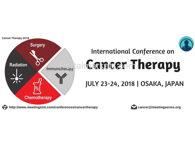 International Conference on Cancer Therapy - 3/4