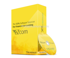 eZcom: Simple, Secure and GST Ready Accounting Software