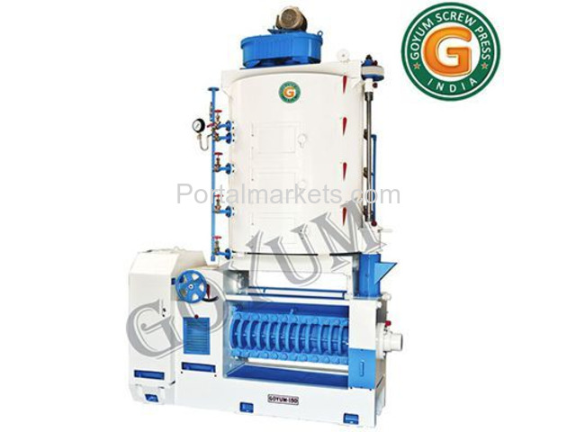 Screw Oil Press Machine - 1/1