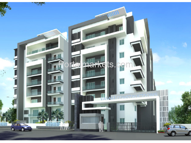 2bhk Flats Near Manyatha Tech Park | Top Residential Property | Residential Flats For Sale - 1/4