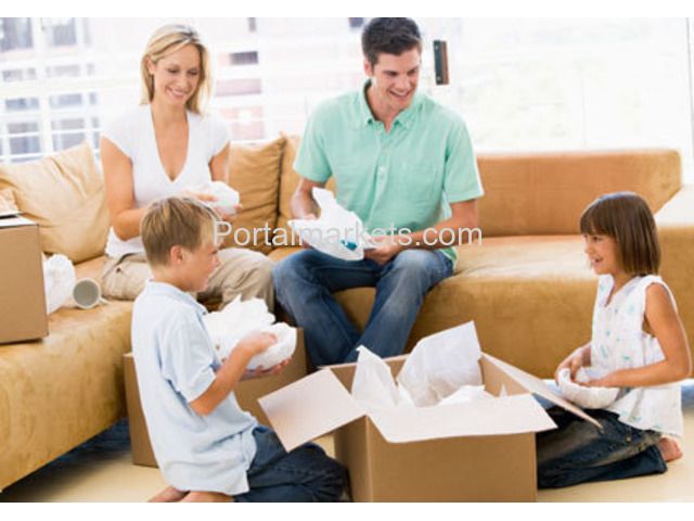 Packers and movers Ahmedabad,Household items& verify packers and movers - 1/2