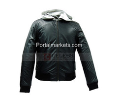 The Oc Benjamin Mckenzie Ryan Leather Jacket