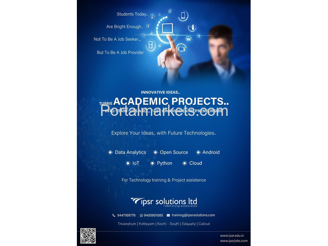 College Project Guidance and Support | IPSR Kerala - 1/1