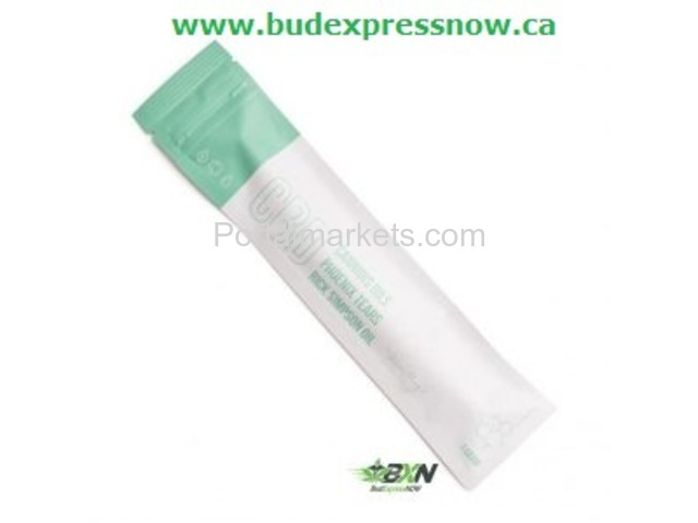 Cannabis Oil Concentrates from Budexpressnow.ca - 1/4