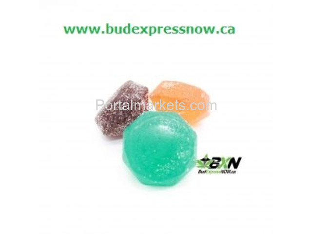 Cannabis Oil Concentrates from Budexpressnow.ca - 3/4