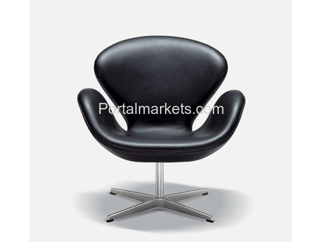 Fritz Hansen swan chair for a comfortable you available at Archetypen.ch - 4/4