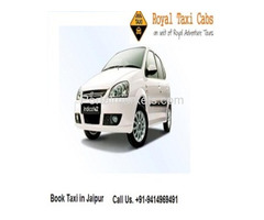 Looking for Best Taxi Service in Jaipur at Nominal Cost