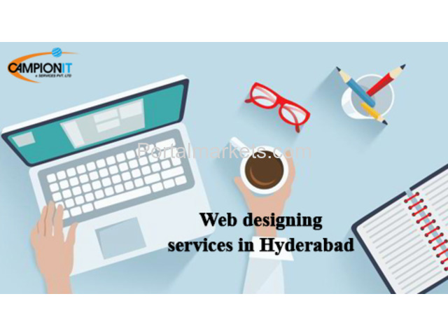 Web designing Services in Hyderabad - 1/1