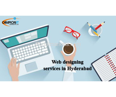 Web designing Services in Hyderabad