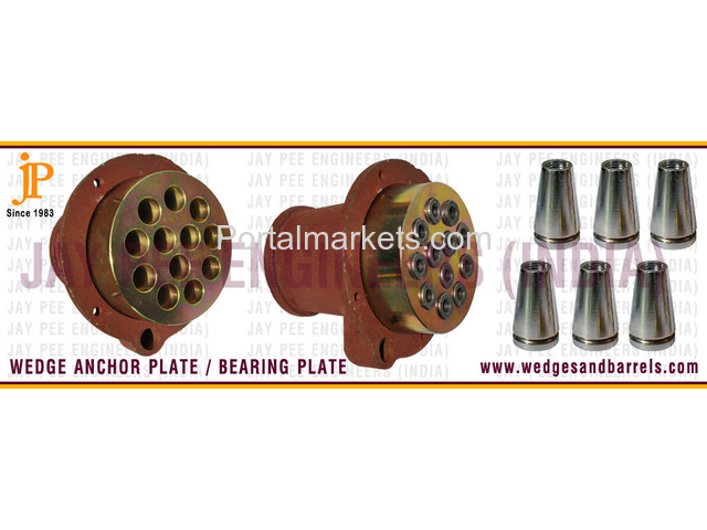 Anchor Plates Manufacturers Suppliers Exporters in India - 3/4